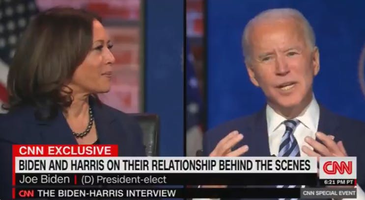 Biden — 'I will develop some disease and say I have to resign'…